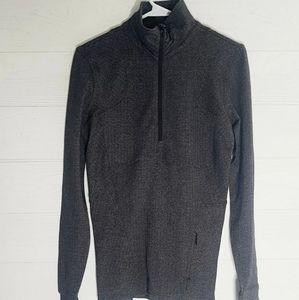 Lululemon Womens Track Long Sleeve Pullover Sz 8